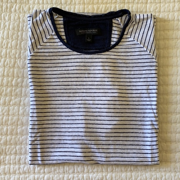 BR Performance Linen Stretch Shirt